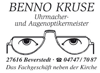 Benno Kruse Logo